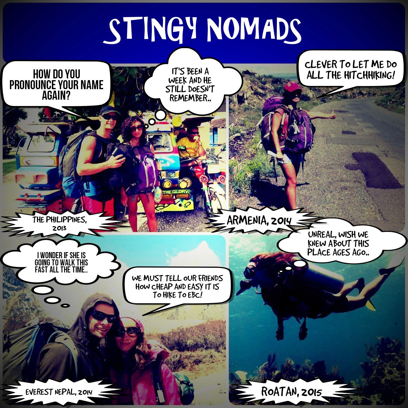 STINGY NOMADS CARTOON B21
