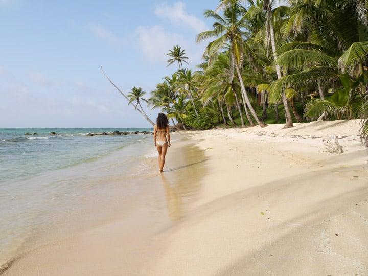 Little Corn Island Nicaragua Travel