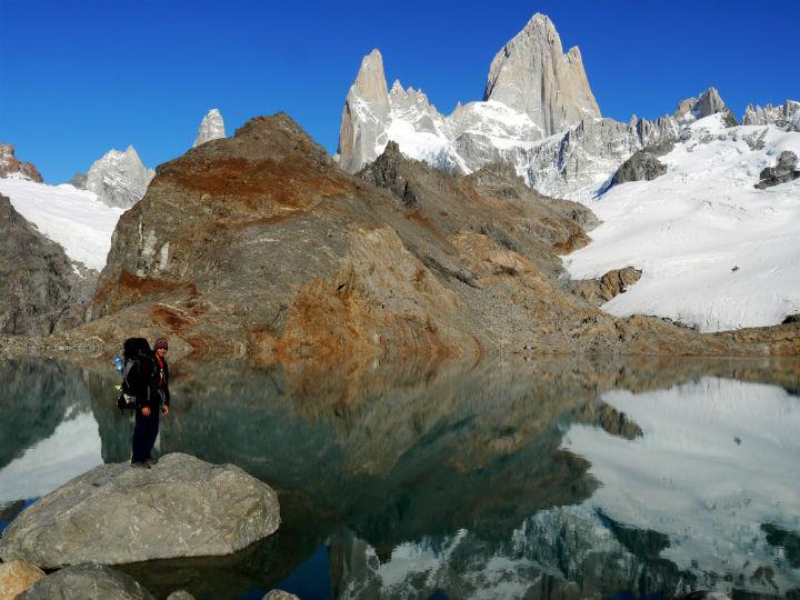 1 De Los Tres El Chalten Hiking