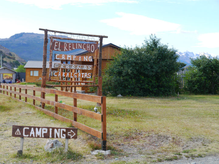 El Renchio Camping, a very nice campsite, super hot showers and a good kitchen an social area, easy to find as you enter town, great for campers, big tents and cars, most expensive campsite.