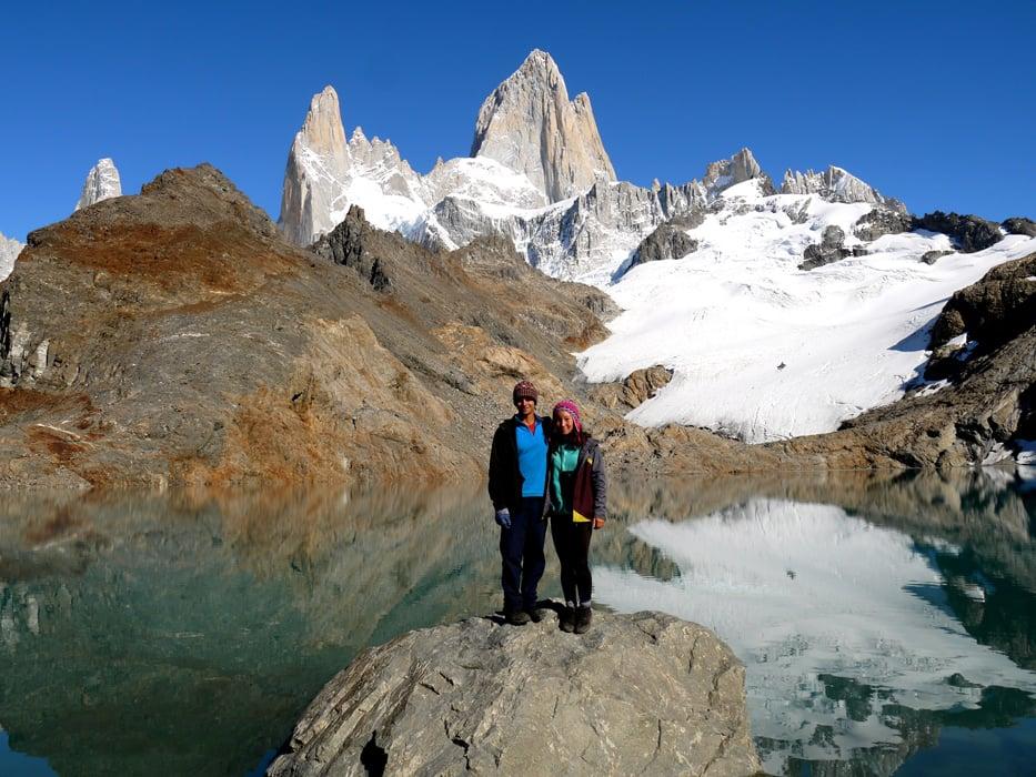 Lago de Los Tres, El Chalten