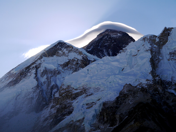 #Everest Peak