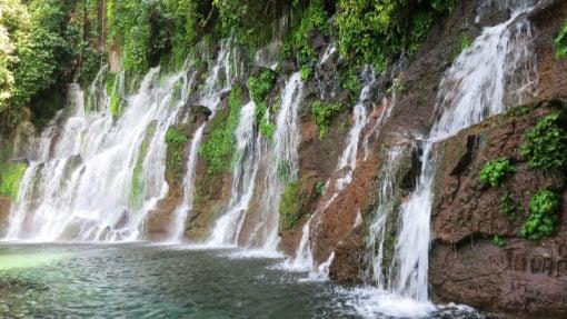 Juaya waterfalls, Los Chorros De Callera