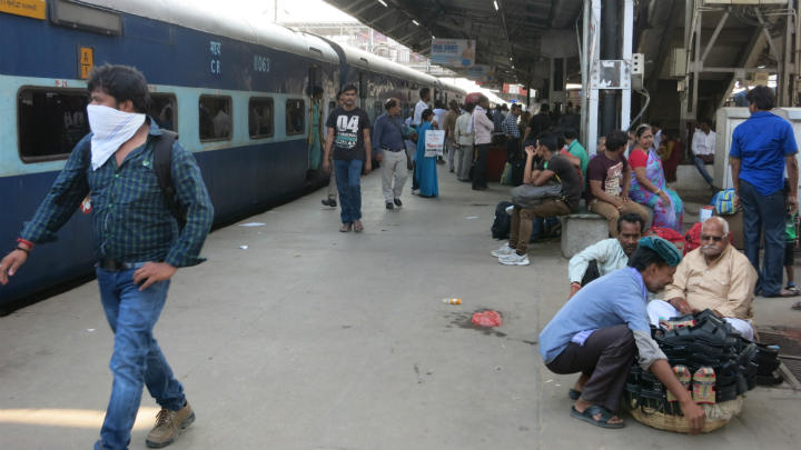 travel india by train