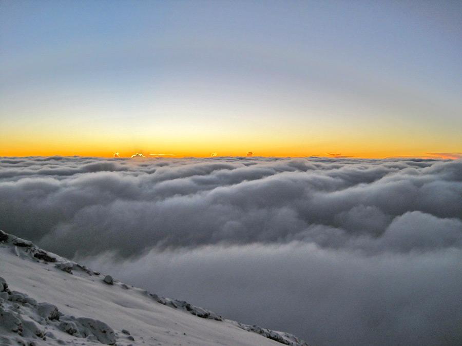 kilimanjaro ascend
