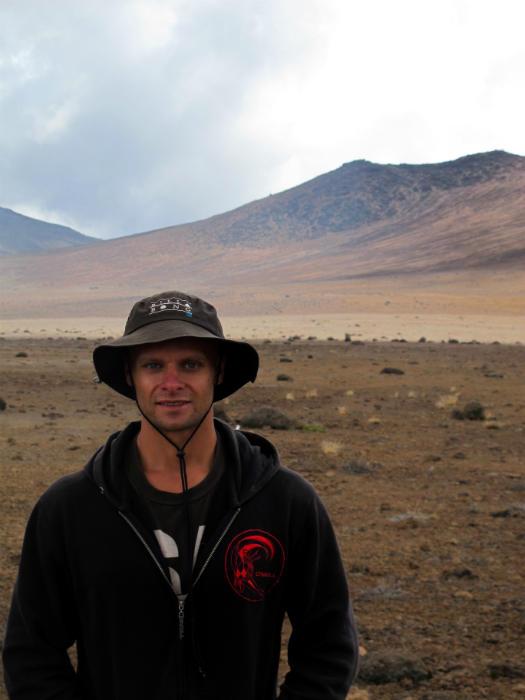 kilimanjaro trek day 3
