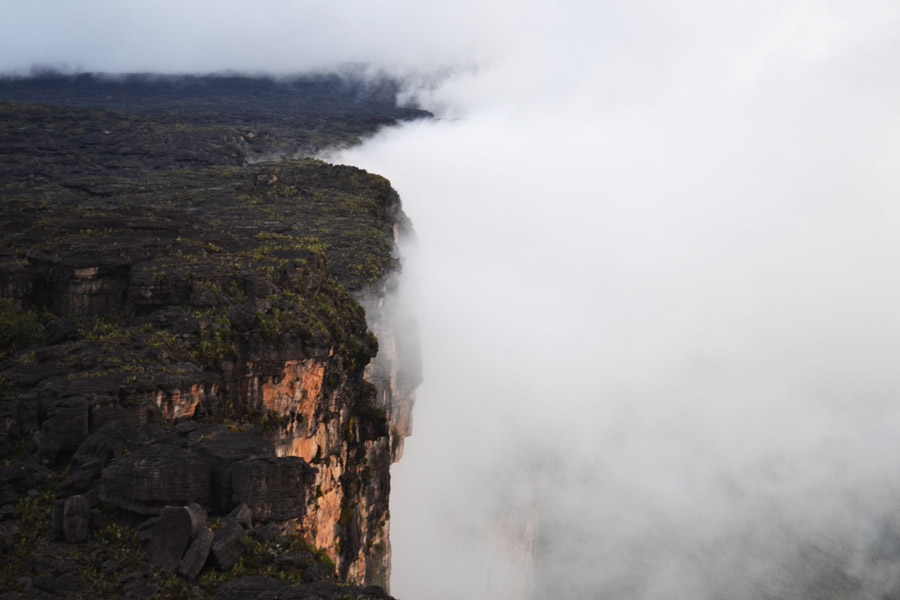 on top of roraima
