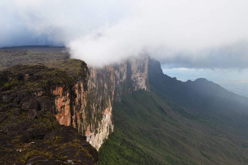 mount Roraima stingy nomads