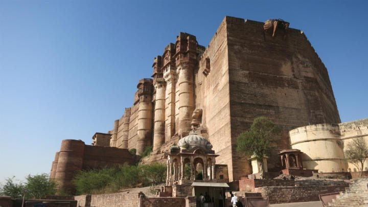 Mehrangarh Fort  rastahan travel (3)
