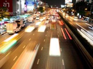 Night streets of Bangkok. Bangkok city guide