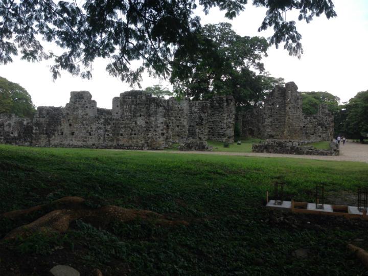 Ruins of Panama Viejo