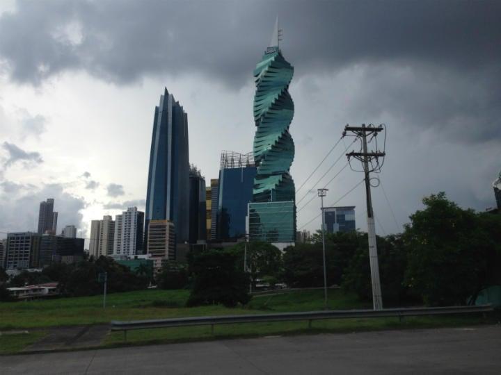 F&F Tower, skyscraper, Panama City