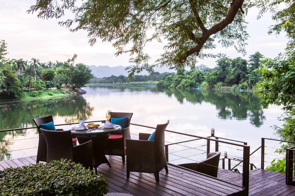 Luxury accommodation in Kanchanaburi
