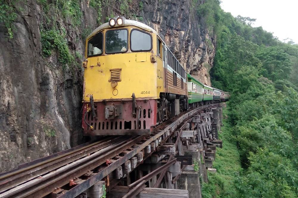 The Death Railway 33 things to do in Kanchanaburi