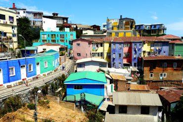 Valparaiso, the art capital of Chile