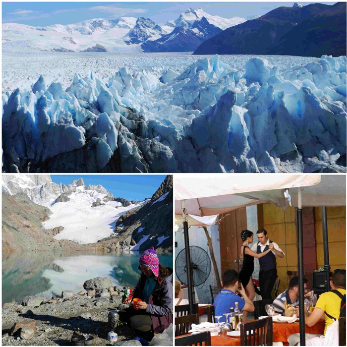 Argentina, it takes careful traveling to see these amazing sites on a budget! South America travel budget