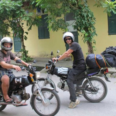 Campbell and Ryan in Vietnam