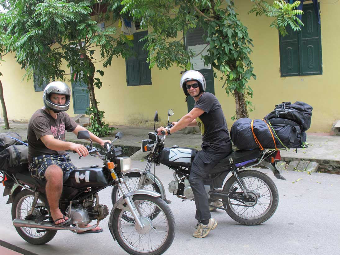Riding a motorbike across Vietnam - backpacker's guide - Awesome Travel Blog