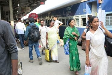 india train stingy nomads