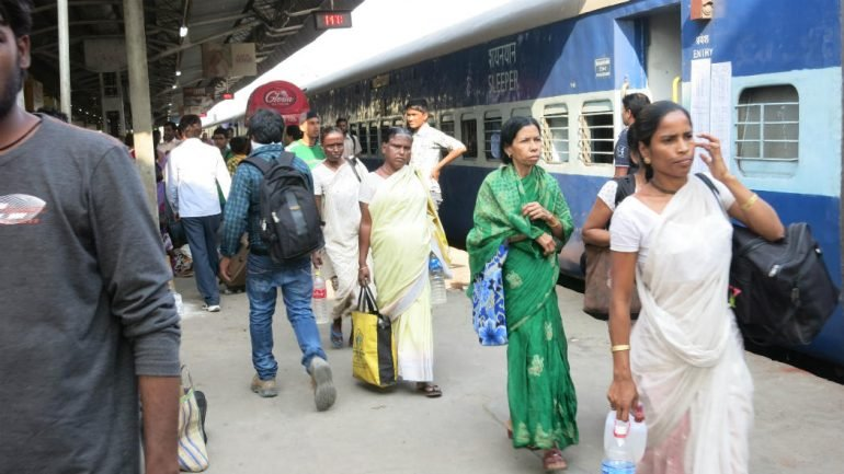 india train stingy nomads