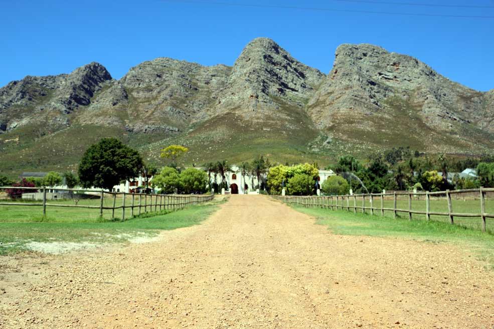 slanghoek wine estate Rawsonville