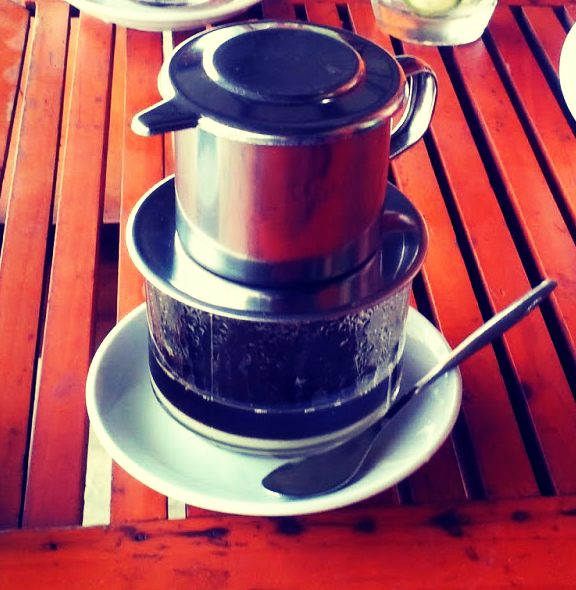 Coffee around the world.