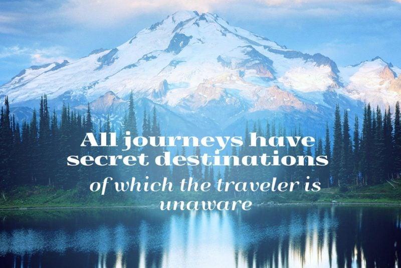 Best inspiring & adventure travel quotes - Stingy Nomads