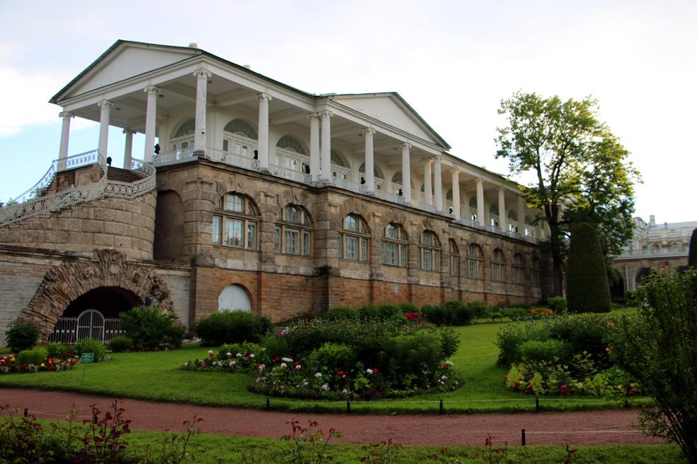 Cameron gallery, Catherine park, Tsarskoye Selo.