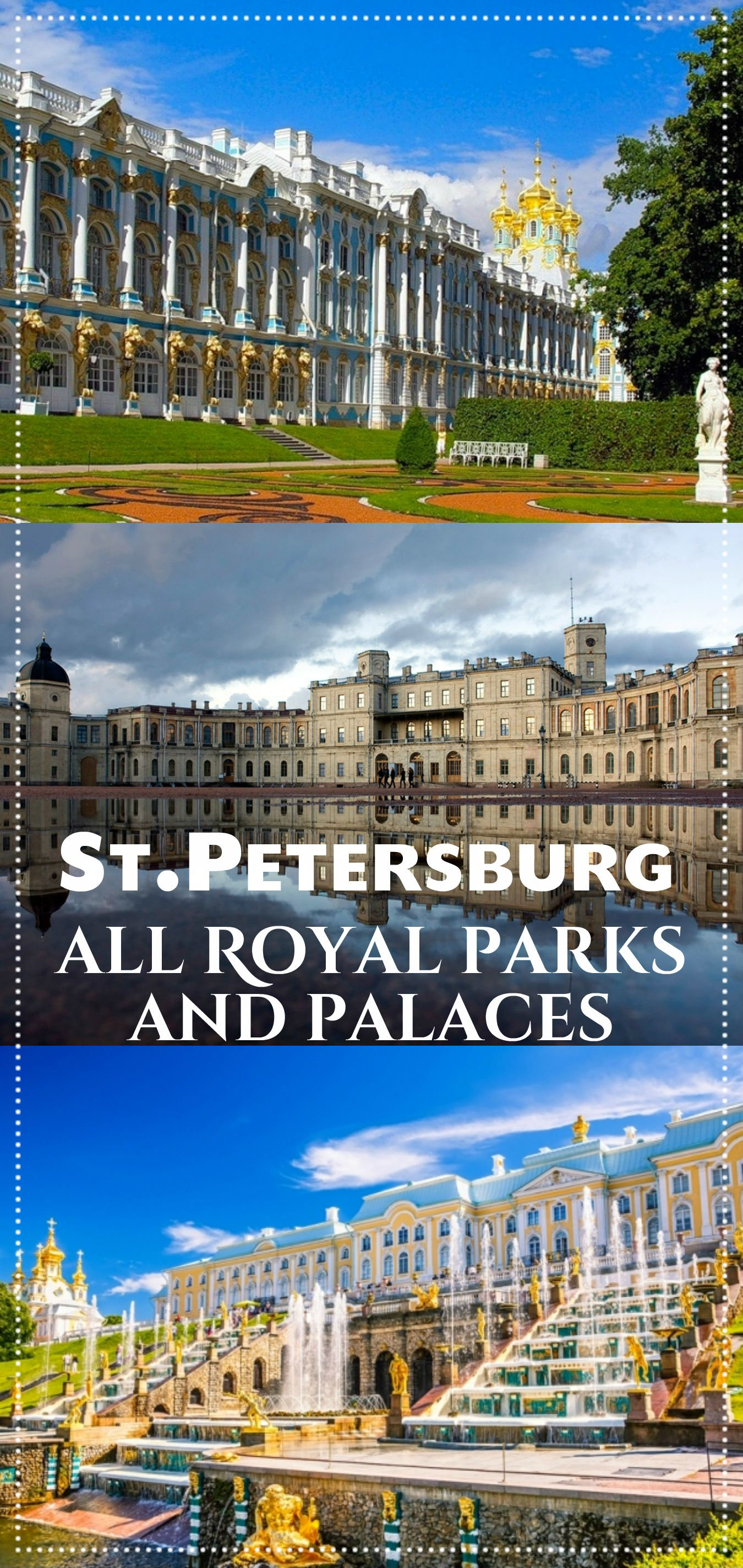 St Petersburg Nood: Best Day Trips From St.Petersburg, Russia