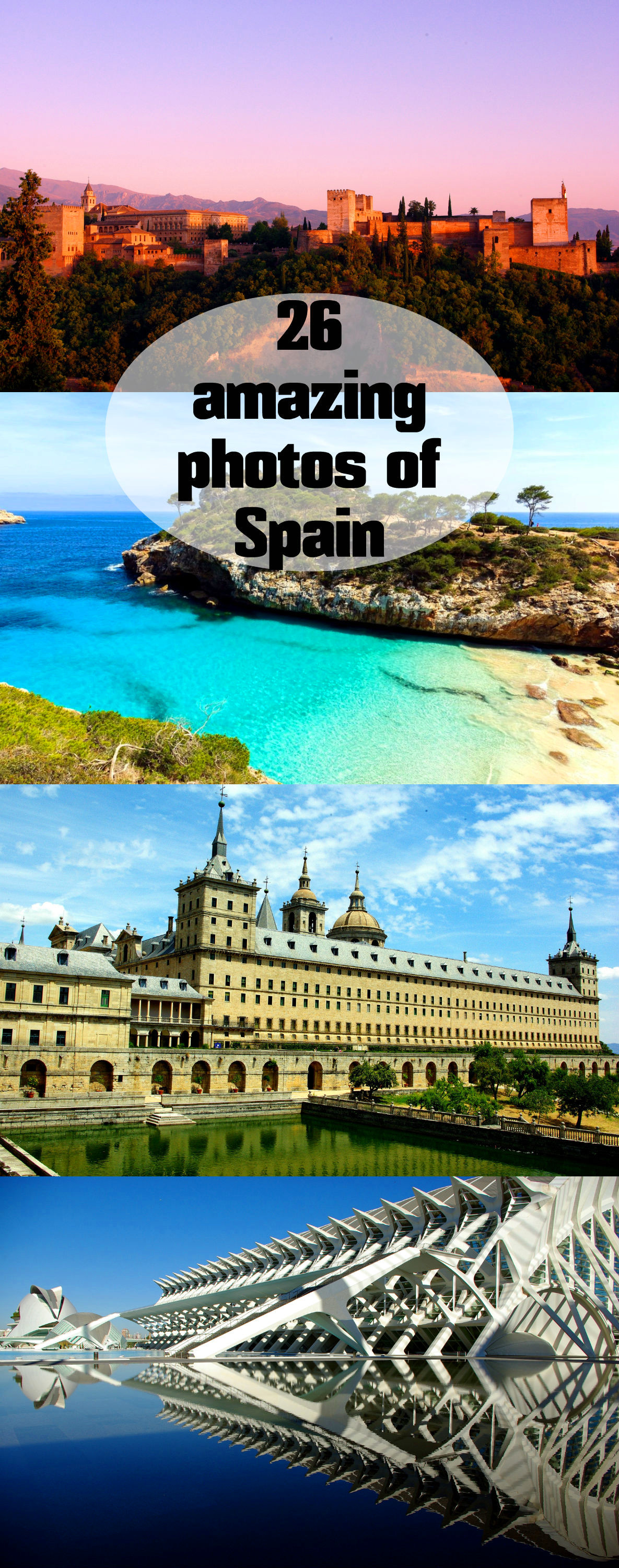 26 amazing photos of Spain. Get inspired! - Stingy Nomads