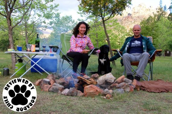 Camping with a dog Cape Town