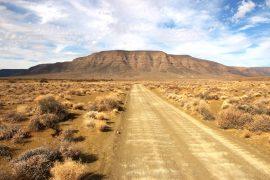 Kalahari road trip