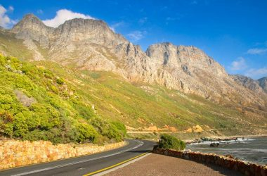 A beautiful coastal drive from Cape Town, a great way to spend a weekend outside the city