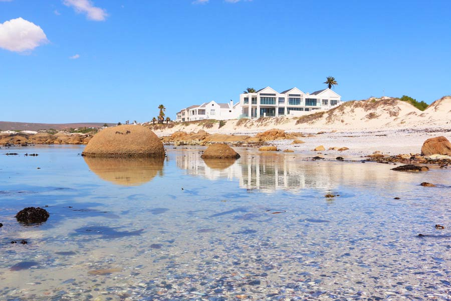 Shelley Point Beach, St.Helena Bay, an incredible place for a weekend getaway in Cape Town