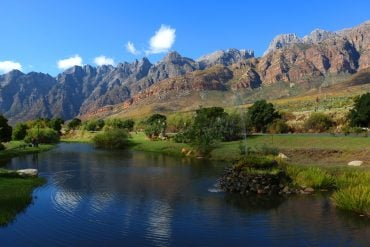 Where to go for weekend from Cape Town