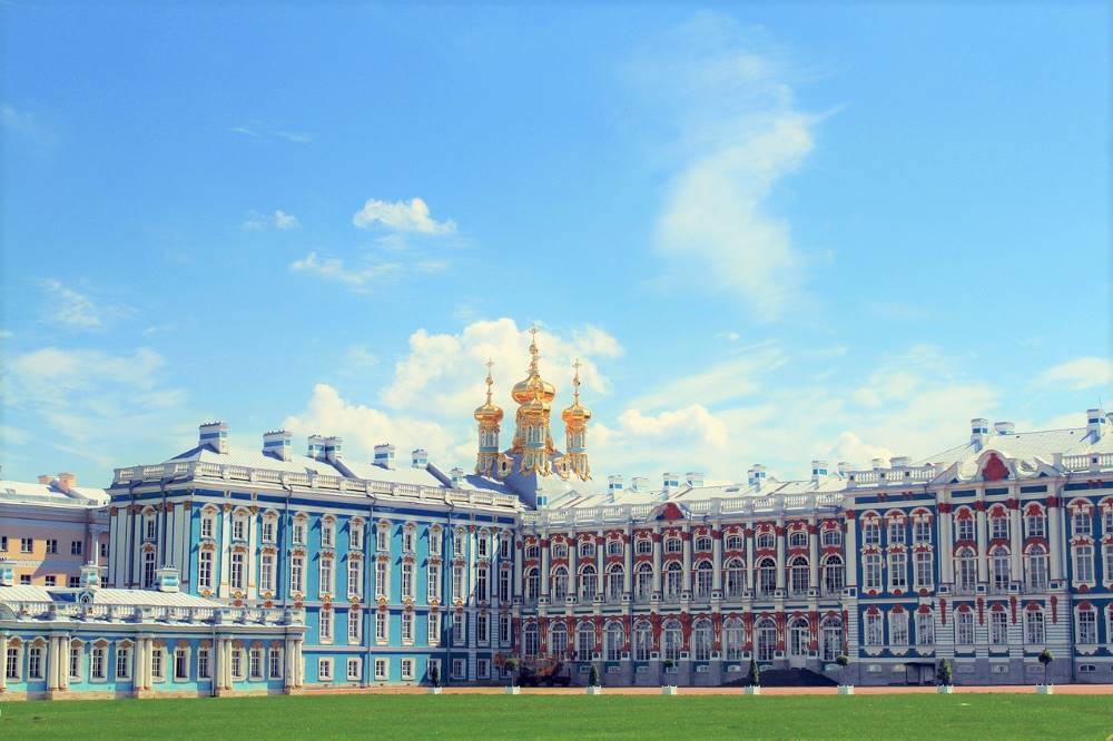 Catherine Palace in Tsarskoye Selo - a bucket list place in St.Petersburg