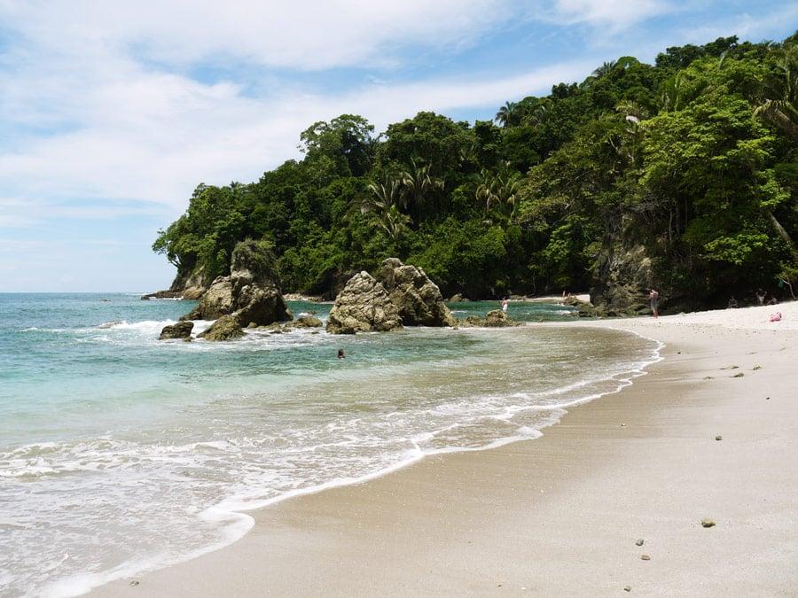 Playa Manuel Antonio Stingy Nomads