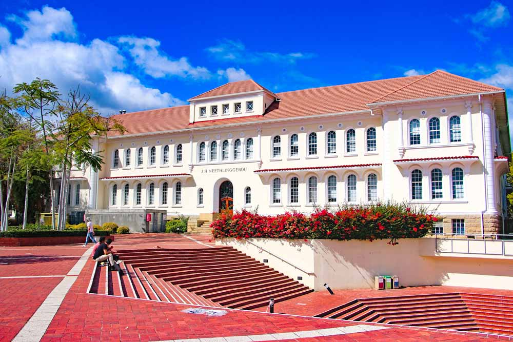 Stellenbosch University a must-do thing in the town