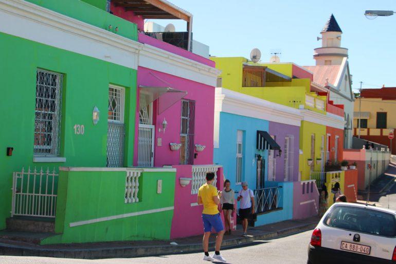 Bo Kaap neighborhood, Cape Town