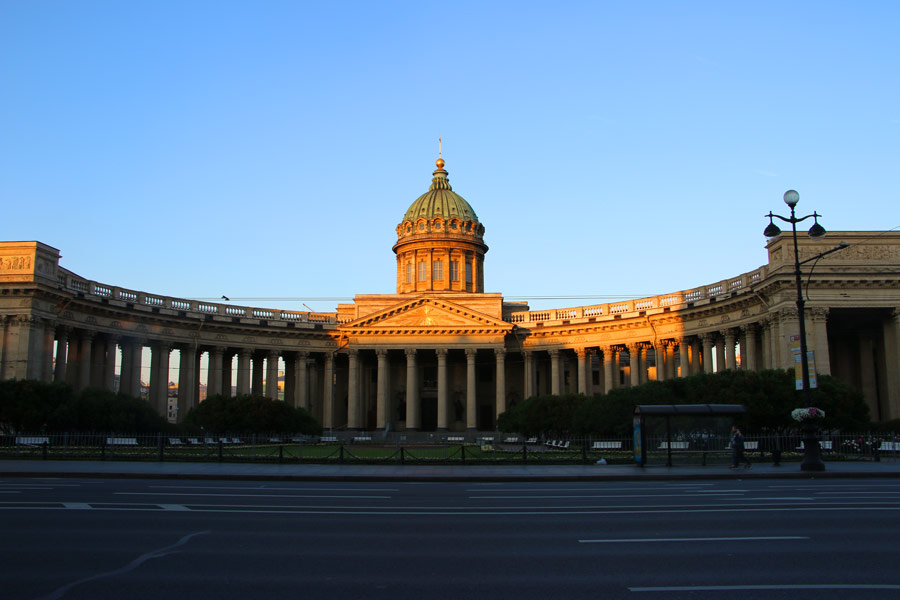Kazan cathedral, St.Petersburg