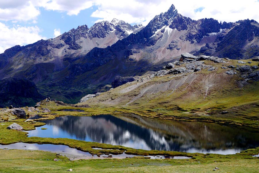 Ausangate trek Peru