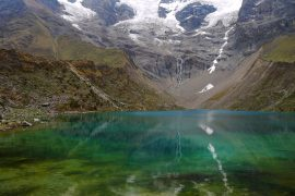 Humantay lake, Soraypampa