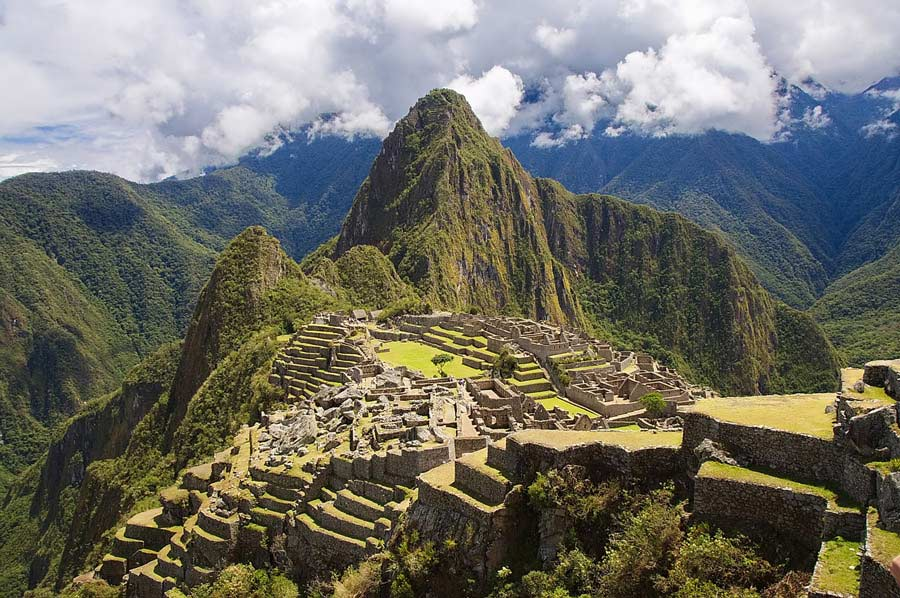 machu picchu one of the best places to visit in South America