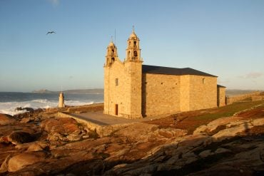 Sanctuary of A Nosa Señora da Barca, Muxía