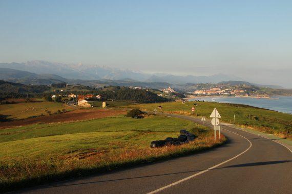 Scenery on the Camino del Norte