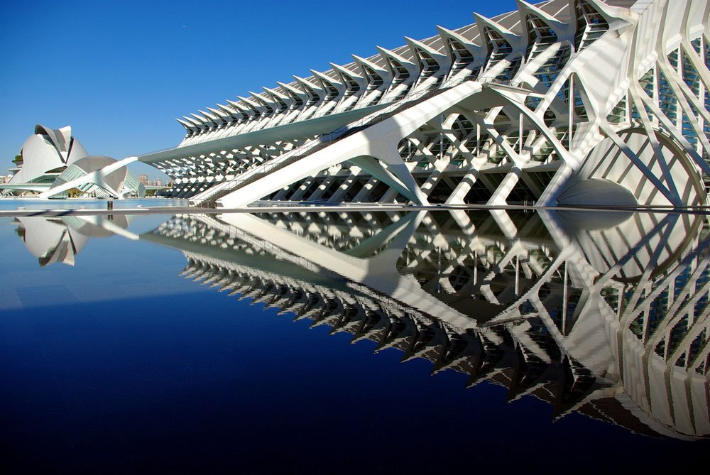 City of Arts and Science, Valencia, Camino de Levante, Camino de Santiago routes