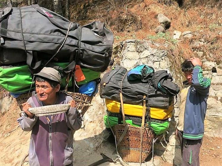 9bd73e43f94 Complete Everest Base Camp Trek Packing List - Stingy Nomads