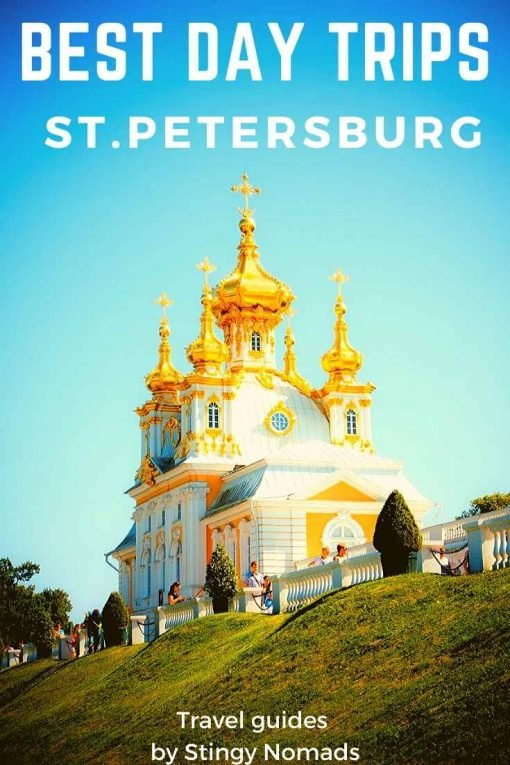 Best day trips from St.Petersburg, Russia