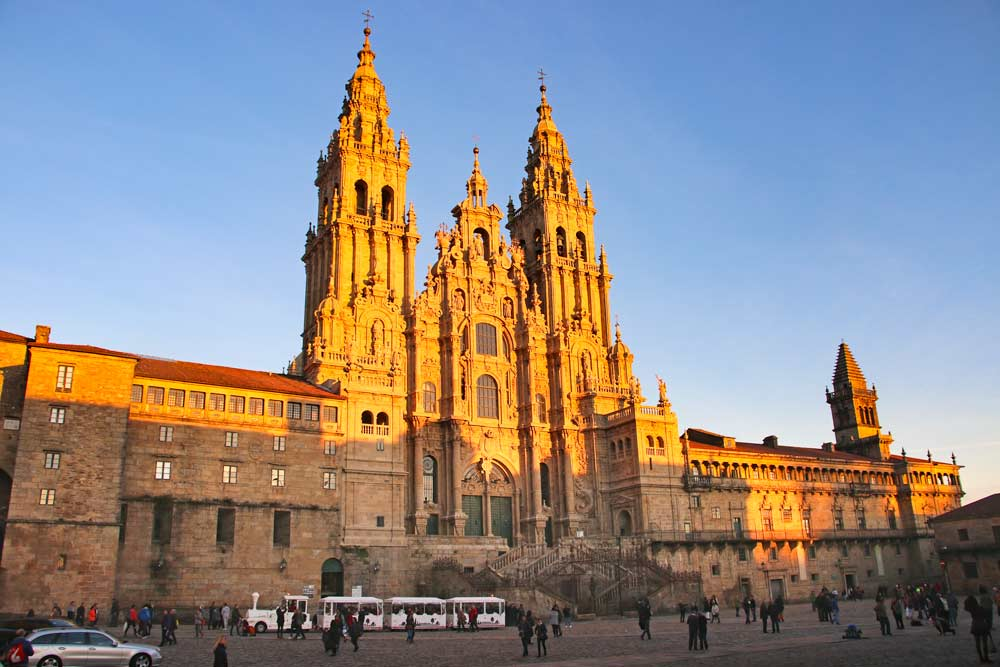 The Camino Finisterre A Detailed Guide Walking Stages Stingy Nomads