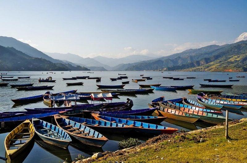 Phewa Lake Pokhara